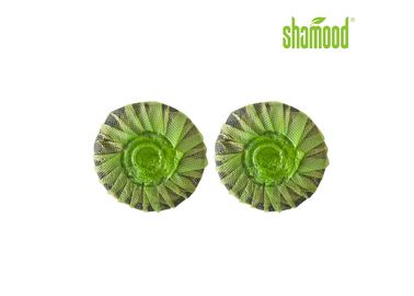 Shamood Two Pieces Superfresh Green toilet Air Freshener For Home Cleaness