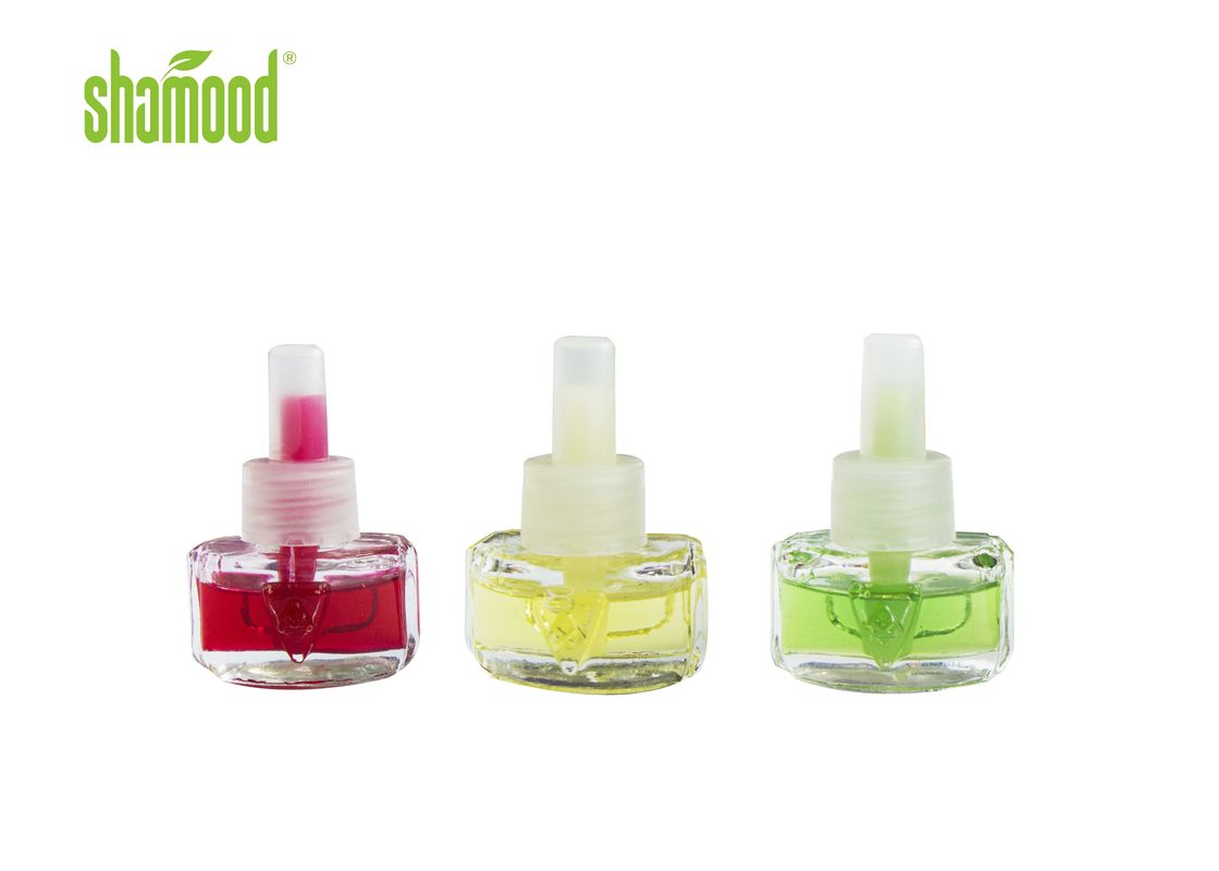 Flower Fruit Scents Car Vent Air Fresheners 8ML Jasmine / Lemon / Strawberry Smell